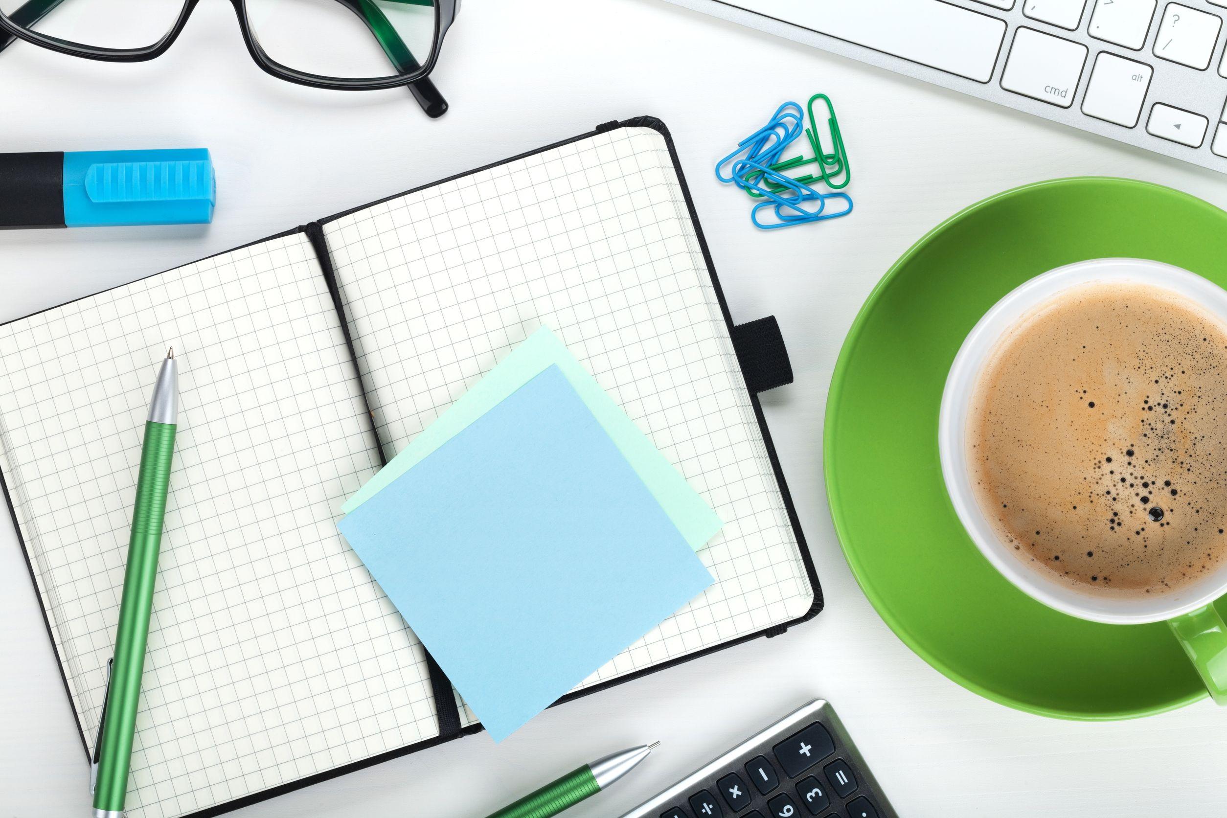WeOrganise - een heerlijk kopje koffie naast het werk